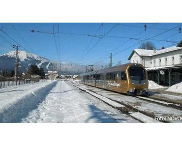 """Mariazellerbahn NEU – Erste Fahrt der """"Himmelstreppe"""" nach Mariazell"""