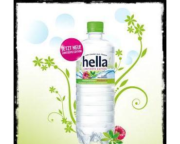 Produkttest: hella waldmeister- himbeere Limited Edition