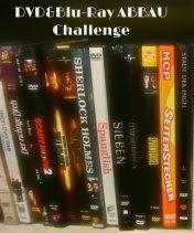 DVD&Blu-Ray; Abbau Challenge März