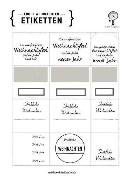 diy gratis download f r weihnachts etiketten. Black Bedroom Furniture Sets. Home Design Ideas