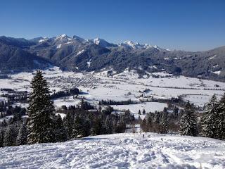 Destination Bayerische Alpen