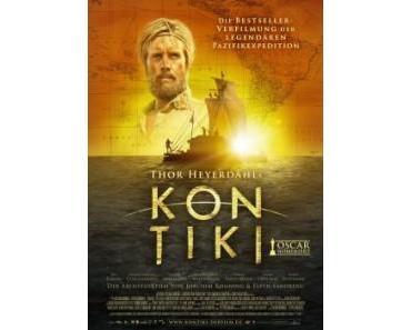 KON-TIKI – Thor Heyerdahl Pazifik-Überquerung