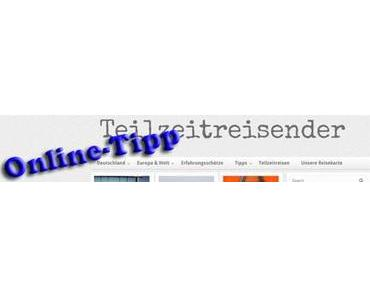 Teilzeitreisender – Online-Tipp