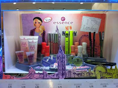 [Beauty] Essence New in Town 2013