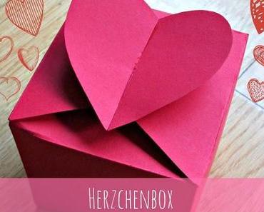 {Valentine´s Day-Special}: Herzchenbox