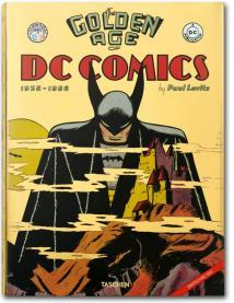 Buchtipp: The Golden Age of DC Comic