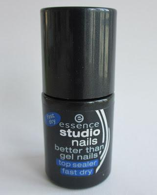 essence studio nails better than gel nails top sealer fast dry