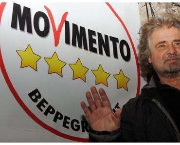 """Beppe Grillo im Interview: """"Die Zukunft ist der Zeppelin!"""""""