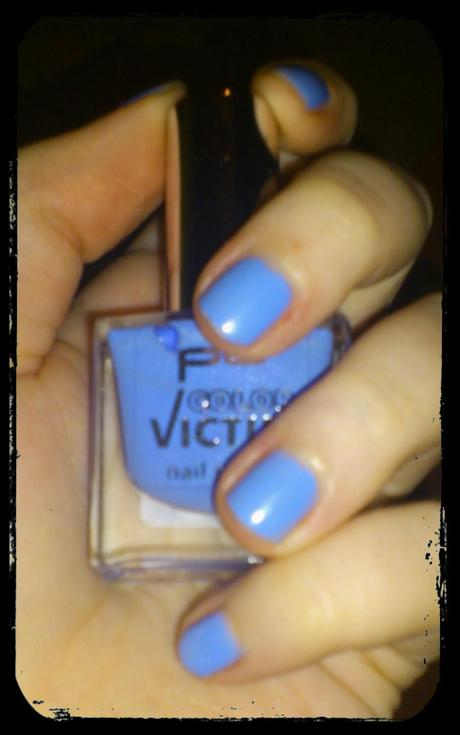 favorite nail polish... up in the air! von P2