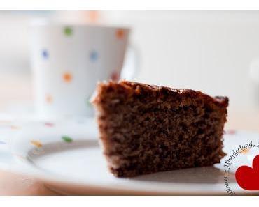 Rotwein Kuchen Rezept