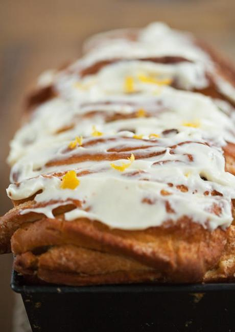 Lemon Bread sweet