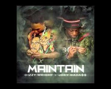 Dizzy Wright feat. Joey Bada$$ – Maintain [Stream]