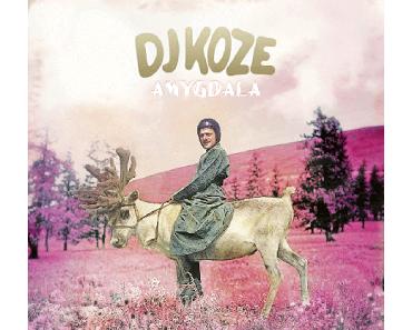 """DJ Koze veröffentlicht neues Album """"Amygdala"""" Ende März"""