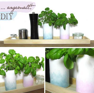 diy pastellige dosen im fr hling. Black Bedroom Furniture Sets. Home Design Ideas