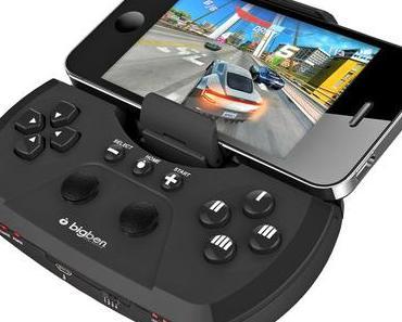Gamephone Controller - Bigben Interactive kündigt den Controller für Smartphones und Tablets an