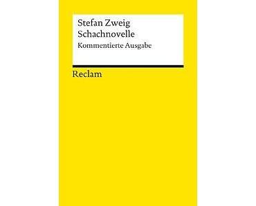 """NEU! Die """"Schachnovelle"""" von Stefan Zweig in der Originalversion"""