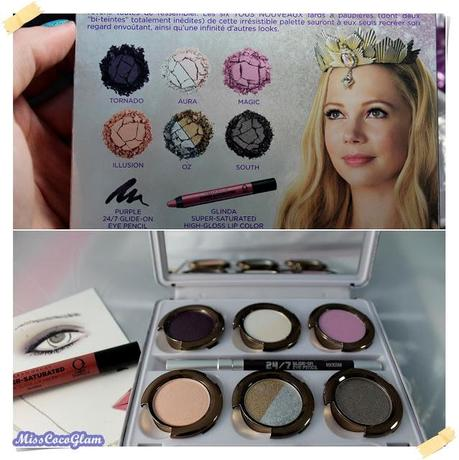 Urban Decay 'Glinda Palette' OZ The Great and Powerful *Review*