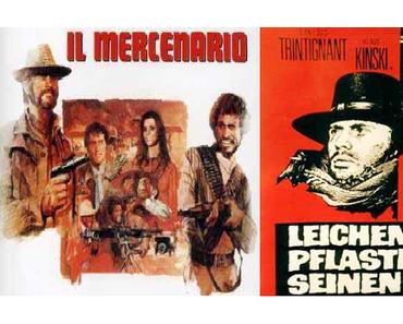 Special: LEICHEN PFLASTERN SEINEN WEG und MERCENARIO - Die Sergio-Corbucci-Double-Review