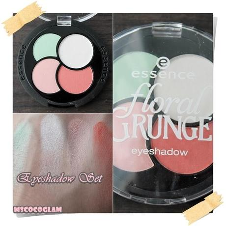 Essence 'Floral Grunge' Edition *Review & Swatches*