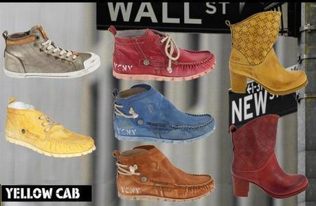 Yellow Cab Shoes