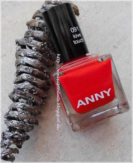 Anny love touch