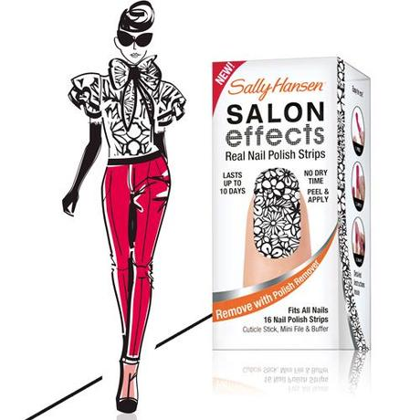 Salon Effects Nagellackstreifen von Sally Hansen