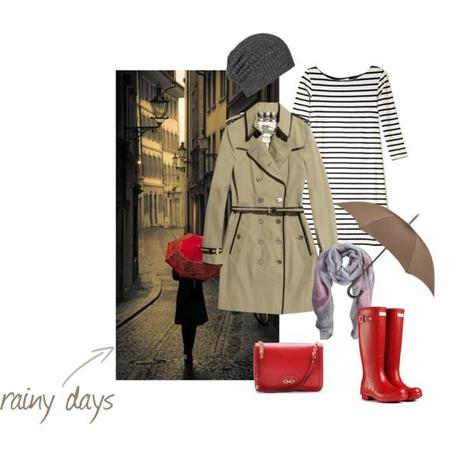 trench for rainy days