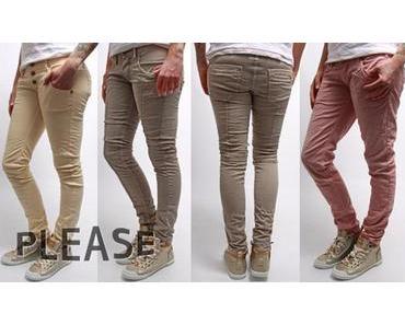 Neue Jeans aus bella Italia by Please!
