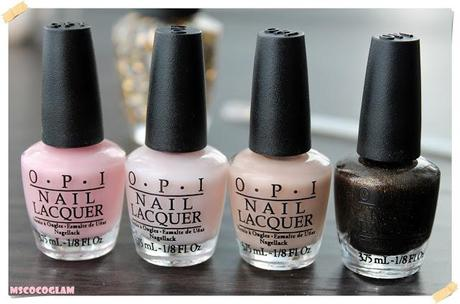 O.P.I. 'OZ the Great and Powerful' Nail Polish Set & When Monkeys Fly! *Review*