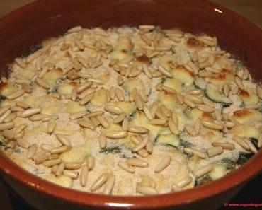 Zucchini-Couscous-Auflauf – Schnelle vegetarische Küche