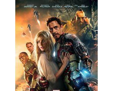 Iron Man 3: IMAX-Poster zum Film ist online