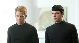 Star Trek Into Darkness: Zwei neue Fotos aus dem Film