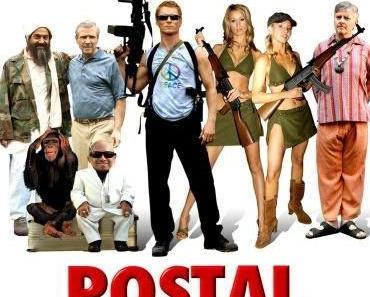 Review: POSTAL - Filmischer Eintopf für Blödhansel
