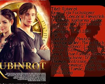 |Filmgedanken| Rubinrot