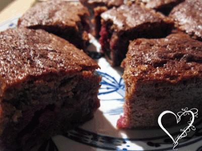 Vanillemuffins Und Schoko Kirsch Kuchen