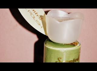 Green Apple - Duftender Nagellack