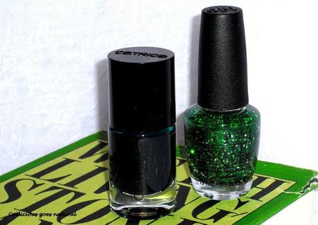 Catrice Hugo Moss meets OPI Fresh Frog Of Bel Air [NotD]