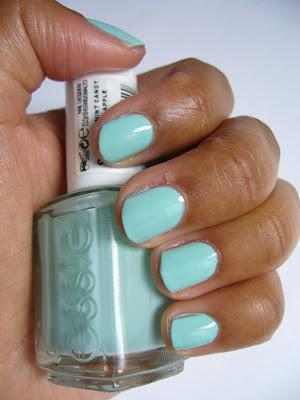 NOTD | Essence 146 that's what i mint