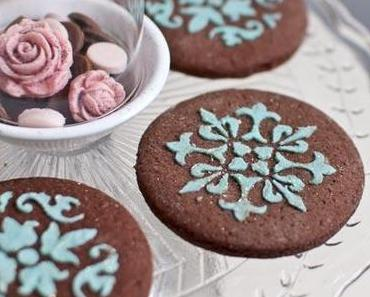 Superschokoladige Schokoladen-Plätzchen (vegan, laktosefrei)