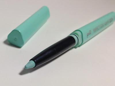 [Review] p2 Perfect Look Kajal Nr. 150 mint