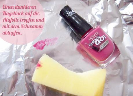 DIY Ombre`-Nails