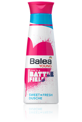 Neue Balea Young LE – Naschkatze & Love is a Battlefield
