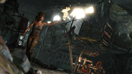 Lara Croft Reflections - Square Enix sichert sich Titel