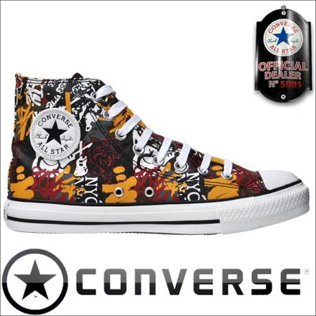 Converse Chucks 113913 limited Edition NYC #Sneaker
