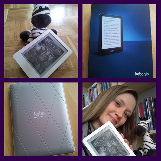 In love with Kobo Glo :D ..