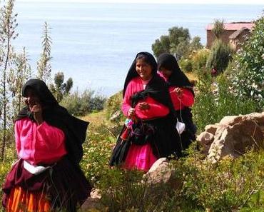 Leben wie die Inkas. Die Insel Taquile in Peru