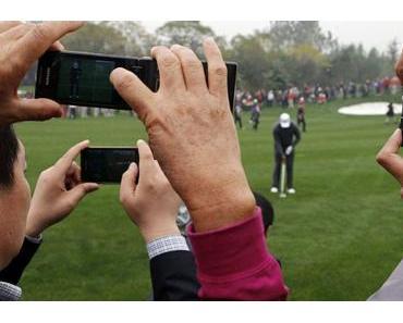 Tiger Woods wieder die Nummer 1