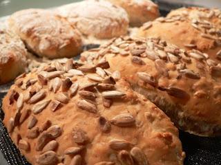 Brot und Brötchen lagern