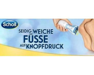 Scholl Express Pedi - Schluss mit Hornhaut