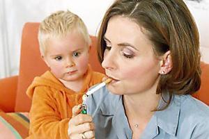 Rauchverbot hilft kranken und gesunden Kindern